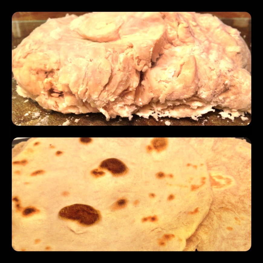 HomeMade Tortillas 01.02.13