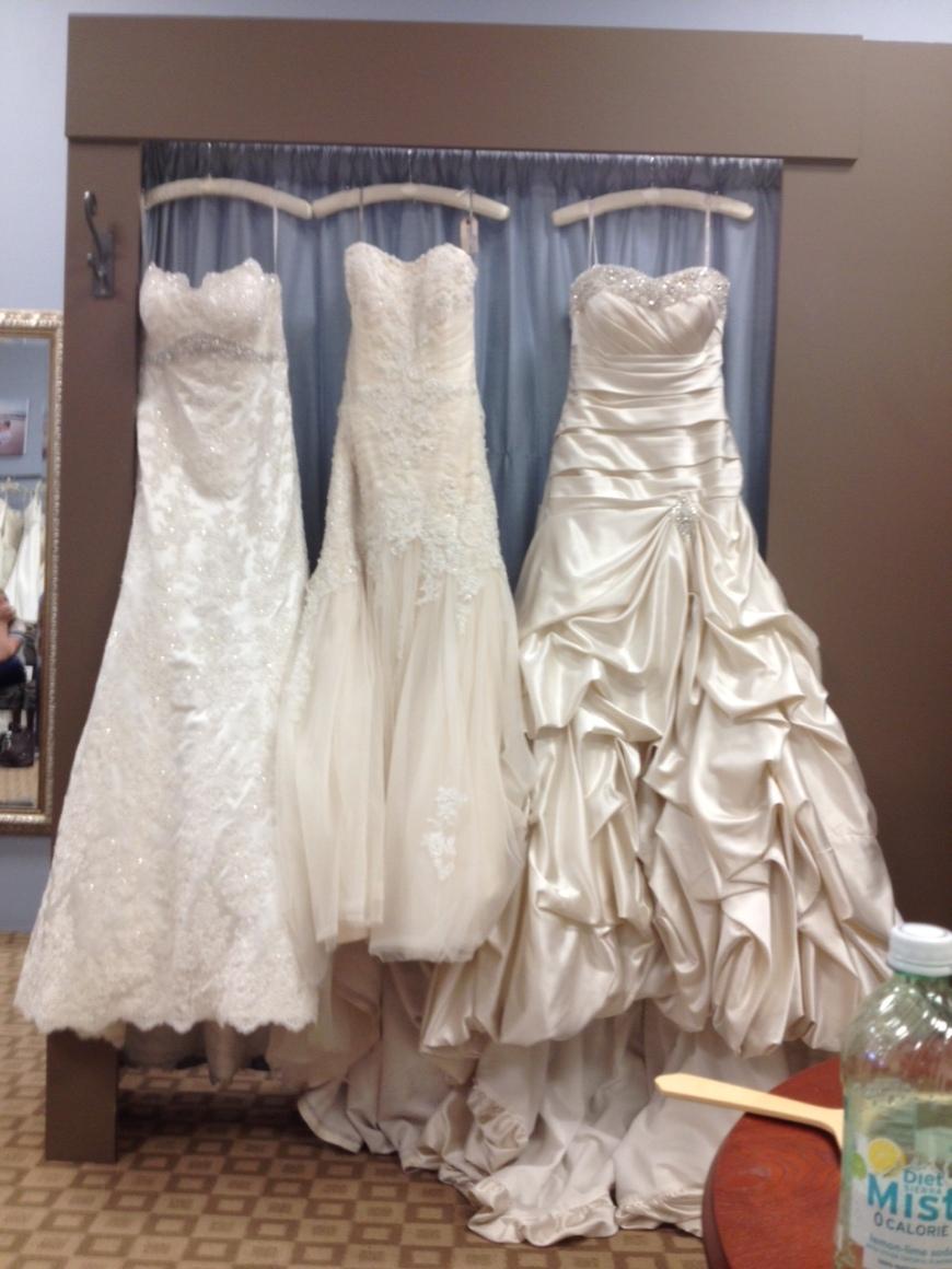 Dresses 1-3